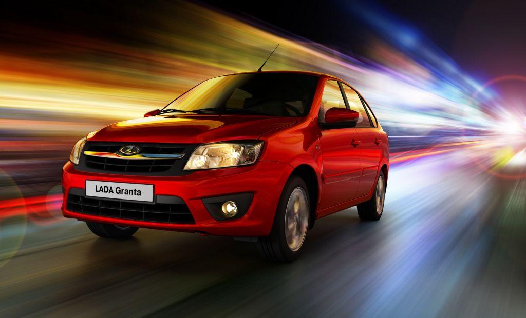Авторынок Украины заполонили автомобили российской марки 2
