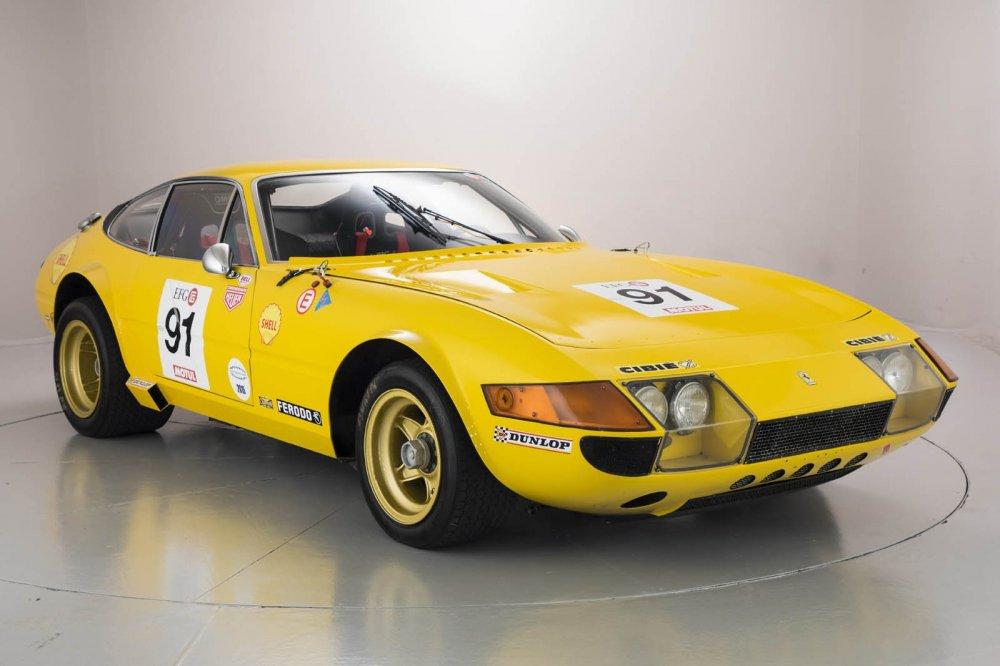 Сколько просят на аукционе за уникальный Ferrari 1