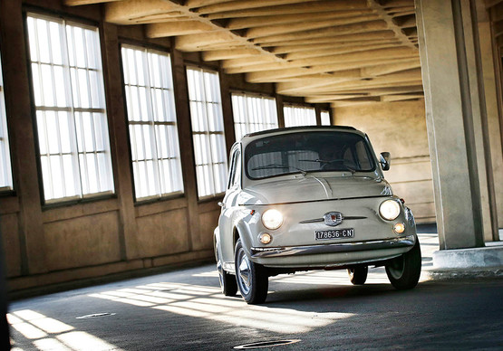 Fiat 500 признали произведением искусства 1