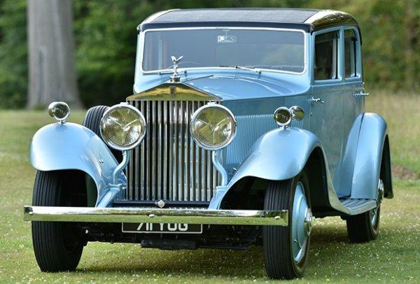 Марка Rolls-Royce планирует презентовать «самый необычный» Phantom 1
