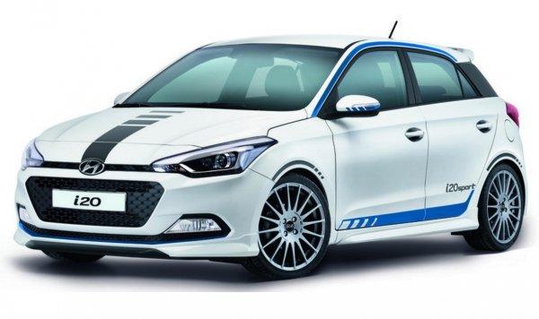 Hyundai i20 намерен «закопать» Ford Fiesta 1