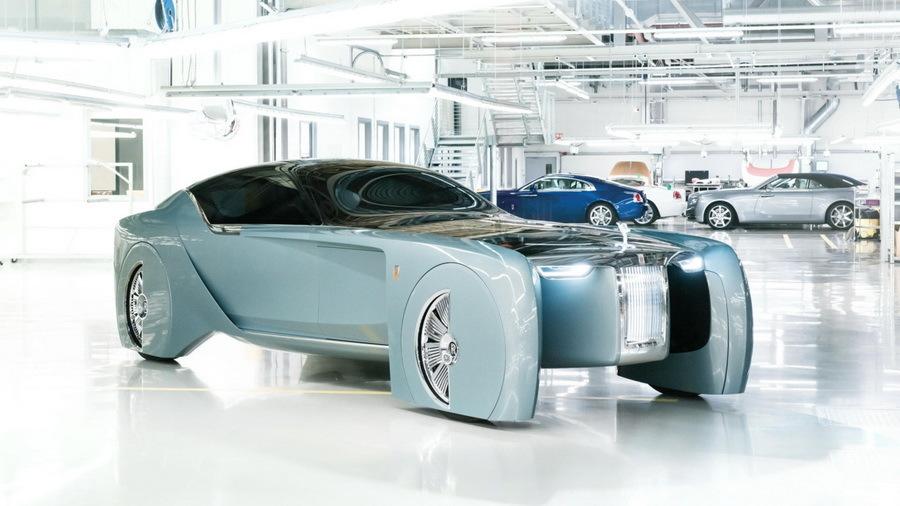 Rolls-Royce категорически против гибридов 1