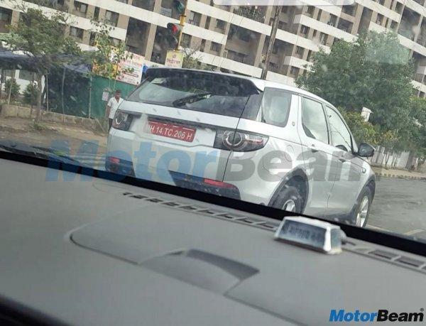 Индийский «клон» Land Rover Discovery замечен на тестах 1