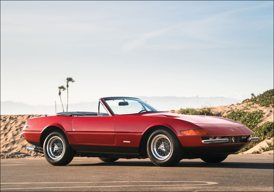 На аукцион выставили редчайший Ferrari, который прятали 20 лет 1