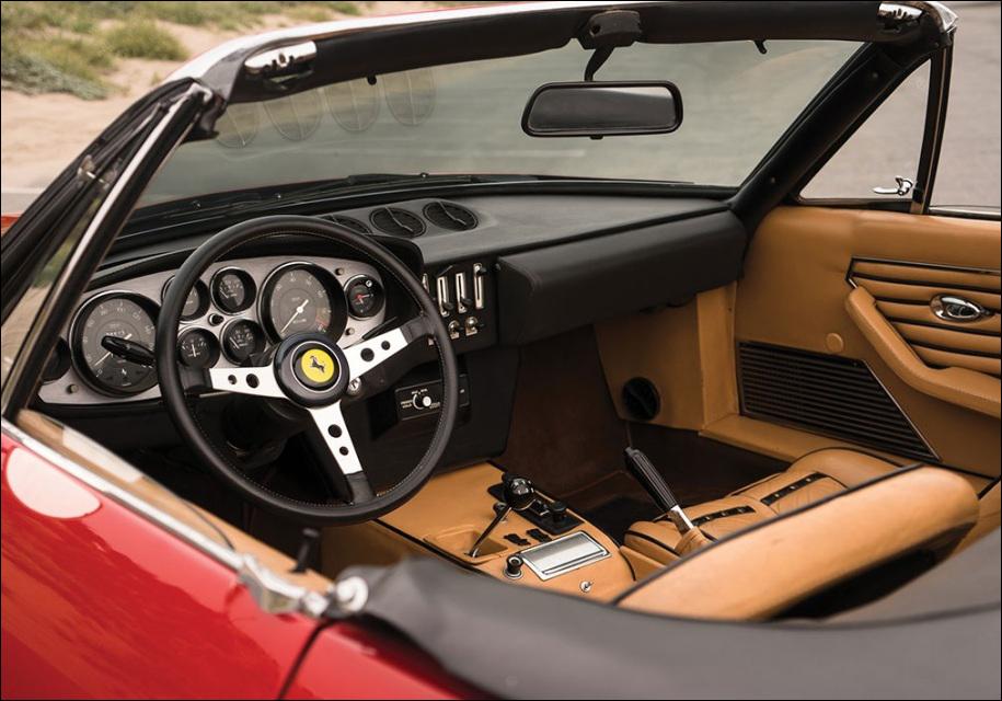 На аукцион выставили редчайший Ferrari, который прятали 20 лет 2