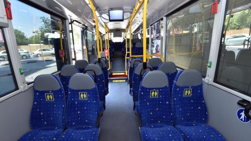 «Экология прежде всего»: в ОАЭ презентовали эко-автобусы 3