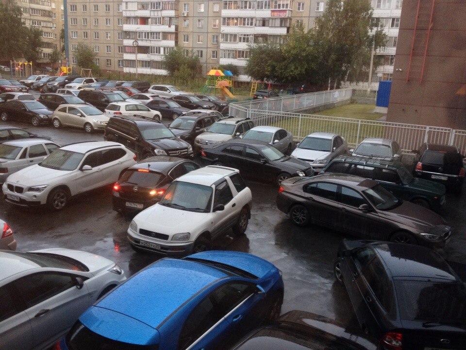 Что делать, если вашу машину «заблокировали» на парковке 1