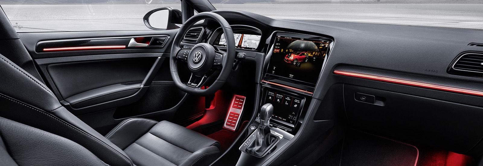 Первые подробности о новом Volkswagen Golf 2