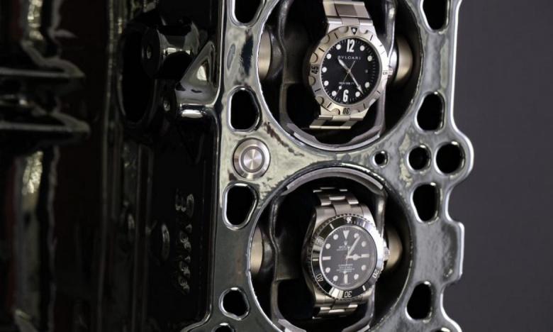 Специалисты Porsche создали музыкальную колонку из выхлопной трубы 2
