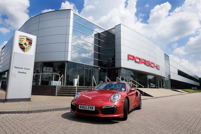 Компанию Porsche обвиняют в мошенничестве и ложной рекламе 1