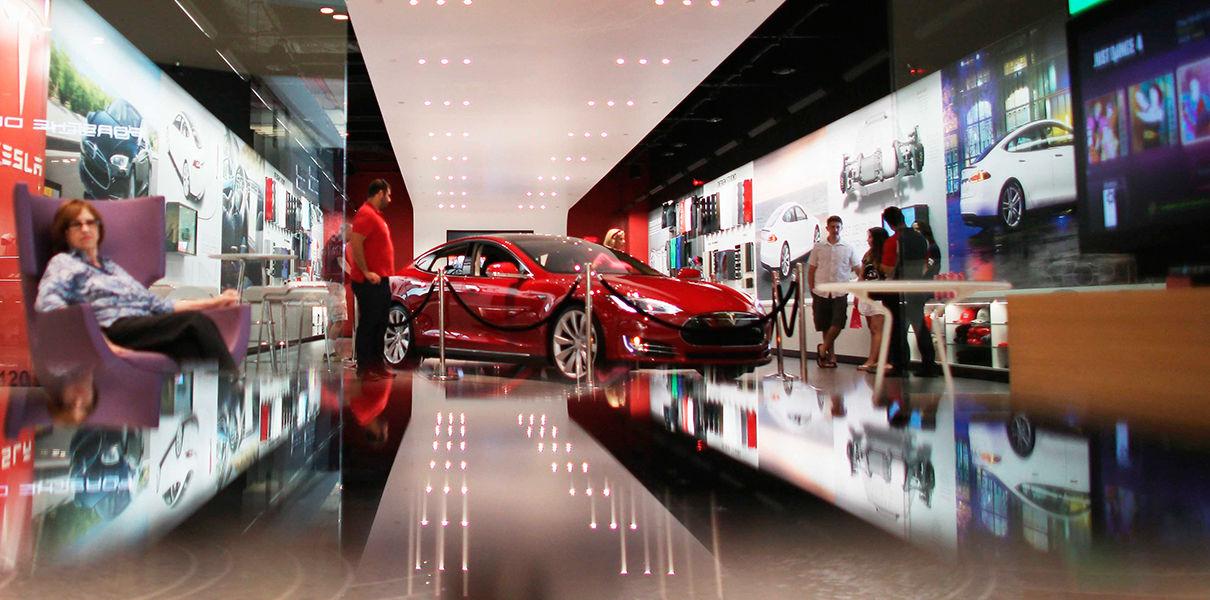 Почему спрос на Tesla упал до нуля? 1