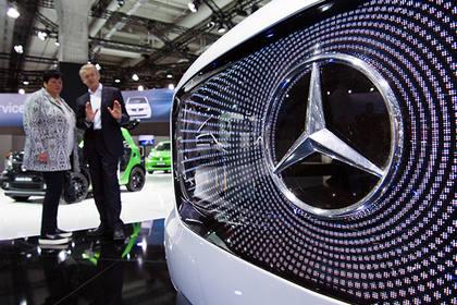 Компания Daimler 8 лет продавала машины, чрезмерно загрязняющие воздух 1