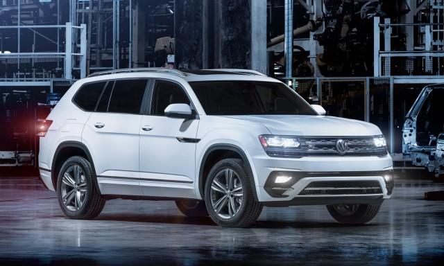 Почему американцам не будут продавать VW Touareg? 1