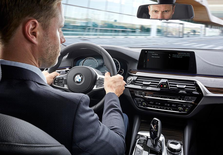Компания BMW оснастит свои модели «Skype» 1