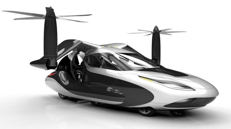Марка Geely готова «поднять автомобили в небо» 2