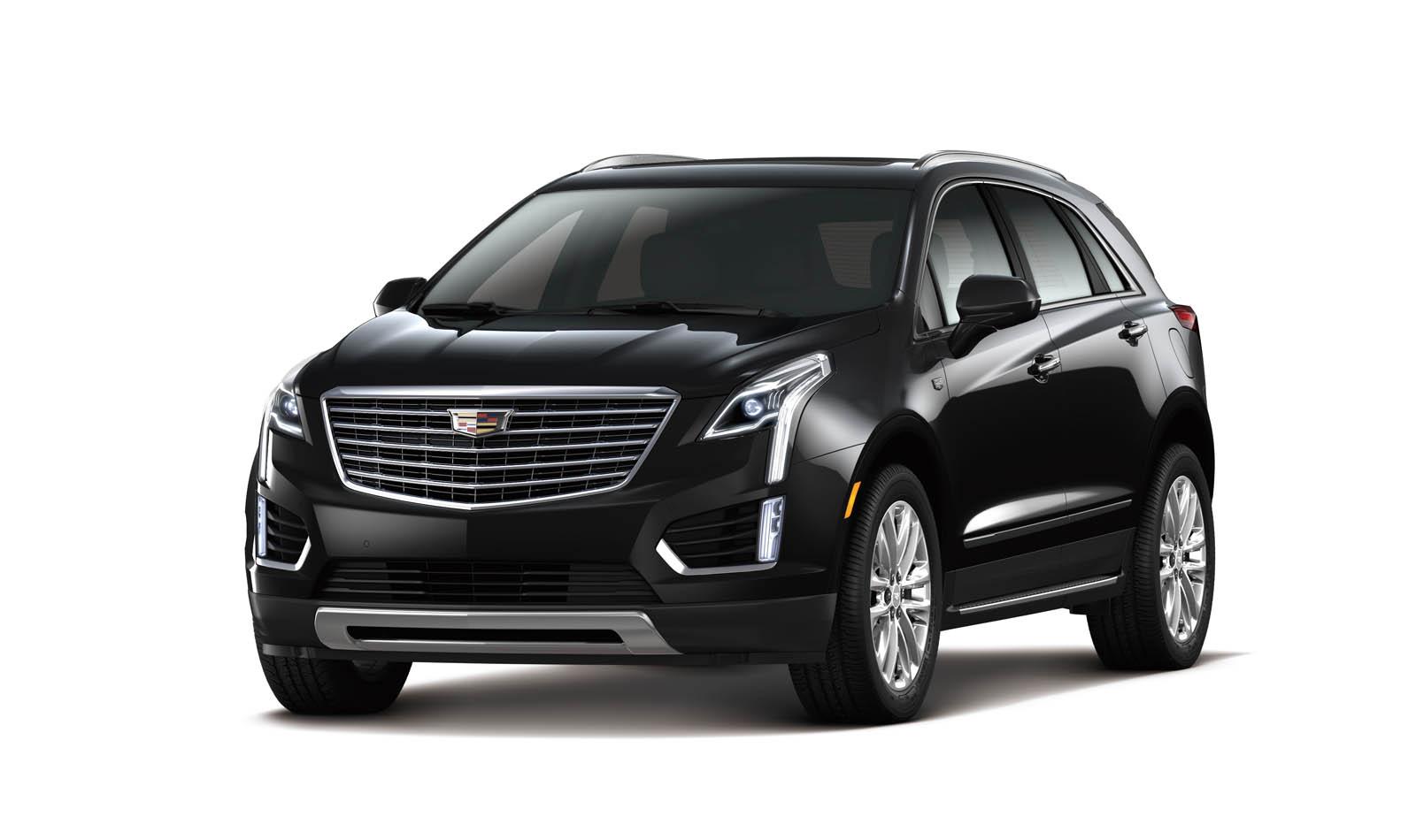 Cadillac XT5 получил «приветственную» версию 1