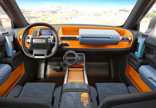 «Брутальный малыш»: Toyota показала новую модель FT-4X 2