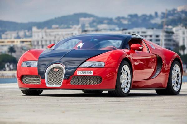 На аукцион выставили «старый Bugatti по невероятной цене» 1