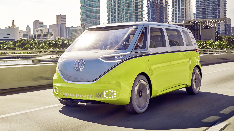 «Подальше от дизельгейта»: в VW показали 5 принципиально новых моделей 3