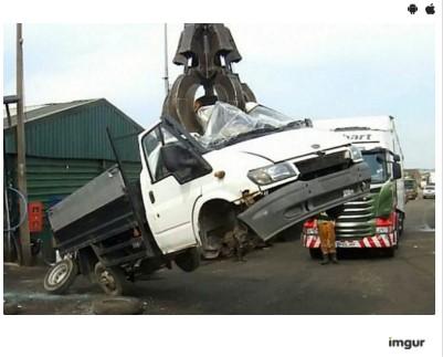 Суд решил уничтожить грузовики нарушителя, сбросившего мусор на дороге 2
