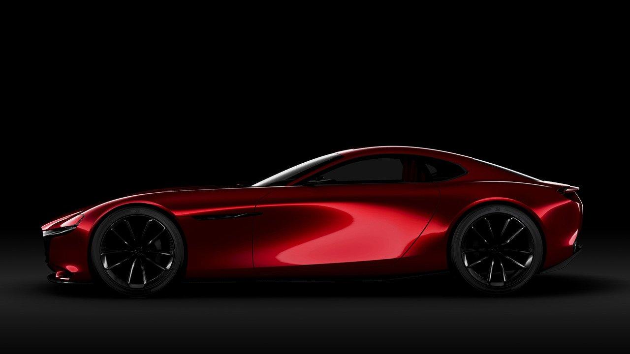 Японцы покажут совершенно новую модель Mazda 2