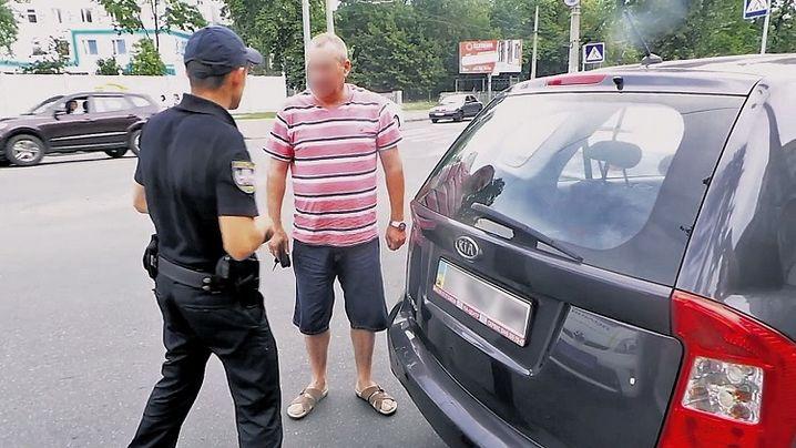 В Украине нападают на водителей «Яндекс.Такси» и сдают их в полицию 1