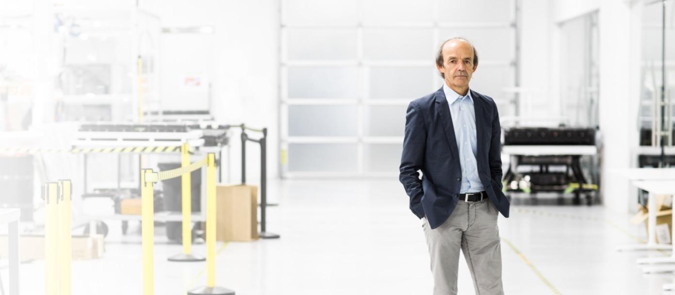 Один из руководителей компании BMW посвятит себя электромобилям Faraday Future 1