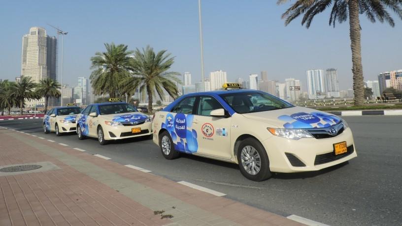 «Всё для богатых»: в Дубай одно из самых дешевых такси в мире 2