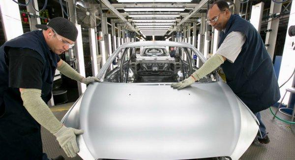 Завод GM в США остановил работу из-за низких продаж Chevrolet Sonic 1