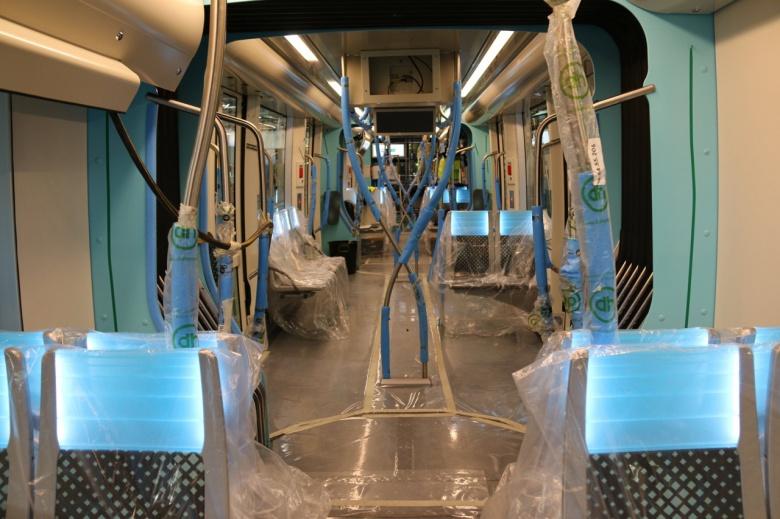 Европейское государство обзавелось трамваями 4