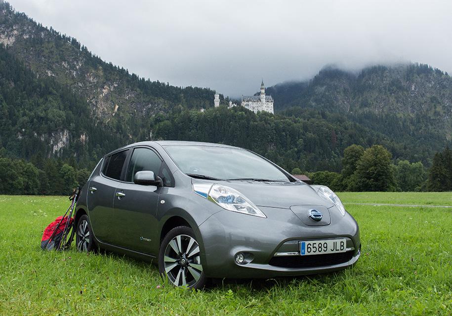 Новый Nissan Leaf «научится» тормозить педалью газа 1