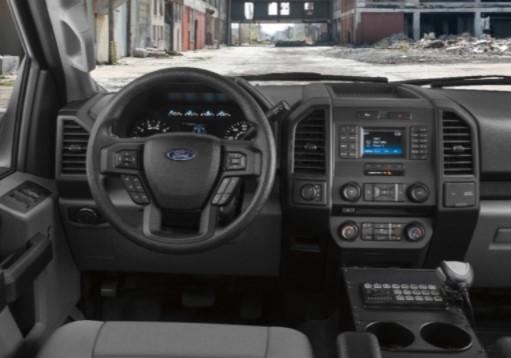 Ford представил самый мощный полицейский пикап 4