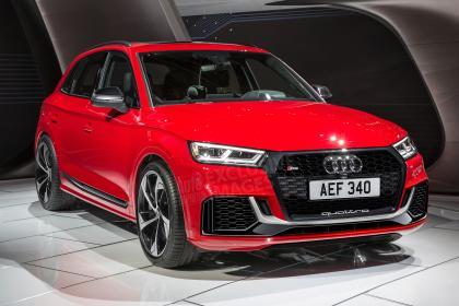 Audi построит 450-сильный кроссовер 1