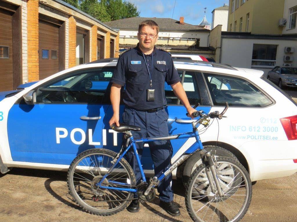 «Сверхбыстрая» эстонская полиция 14 лет искала угнанный велосипед 1