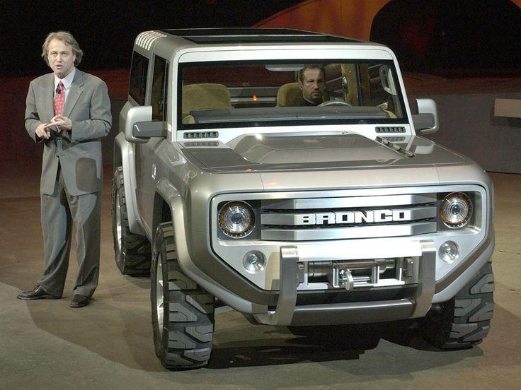 Все подробности о возрождённом внедорожнике Ford Bronco 2