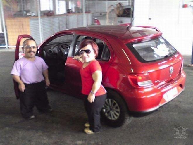VW Mini-Gol: поговорим о маленькой машине для «маленьких» людей 2