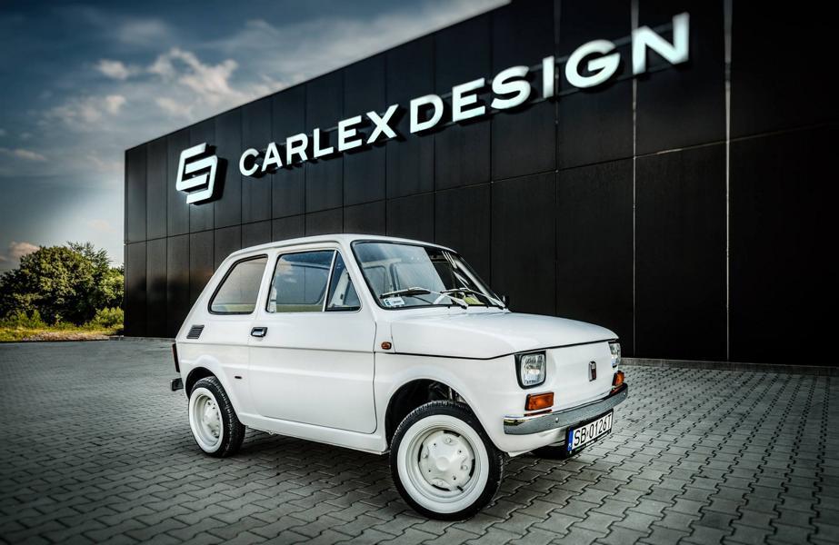Дизайнеры «лихо оформили» Fiat для Тома Хэнкса 1