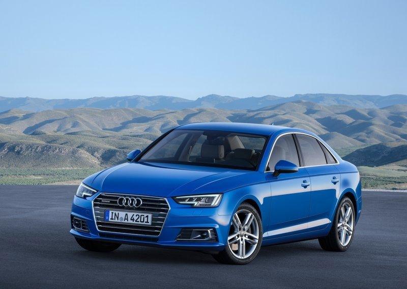 Audi снимет с продажи несколько моделей 1
