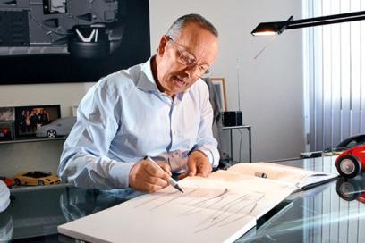 Экс-дизайнер Volkswagen перебрался в Поднебесную 1
