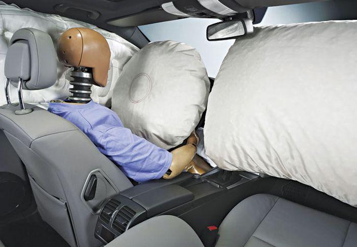 Из-за неисправных подушек безопасности Takata отзовут 2,7 млн авто 1