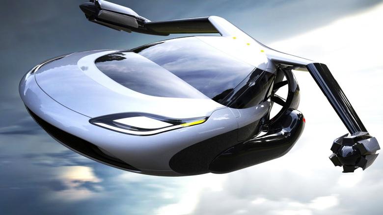 Марка Geely готова «поднять автомобили в небо» 1