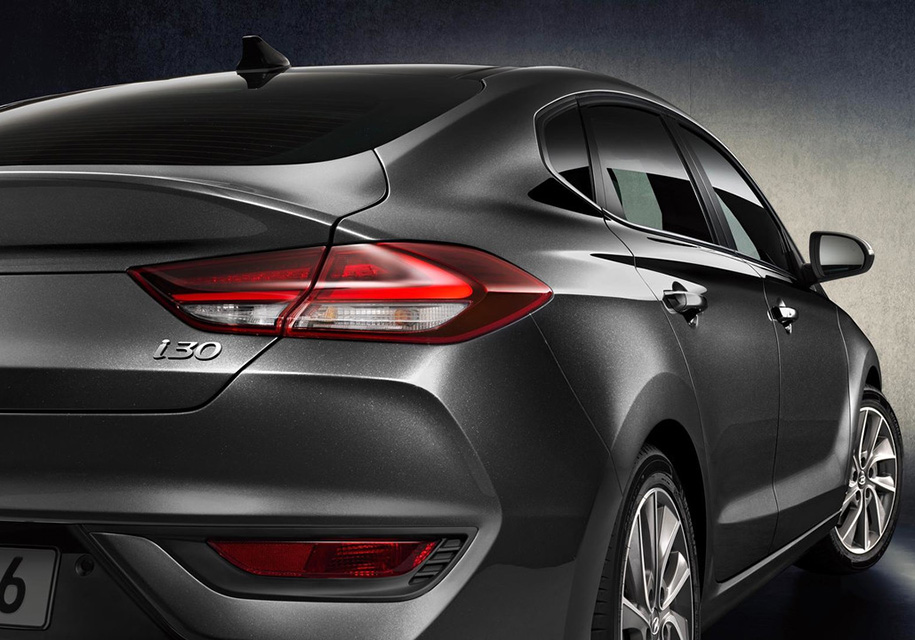 Hyundai i30 стал фастбеком 3
