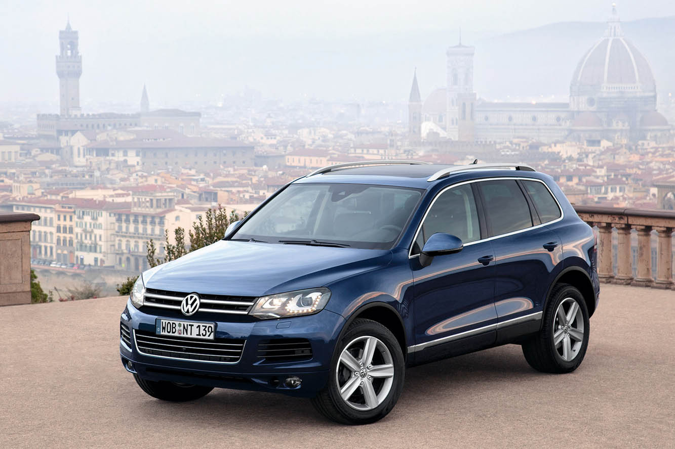Volkswagen Touareg: американцы не оценили 1