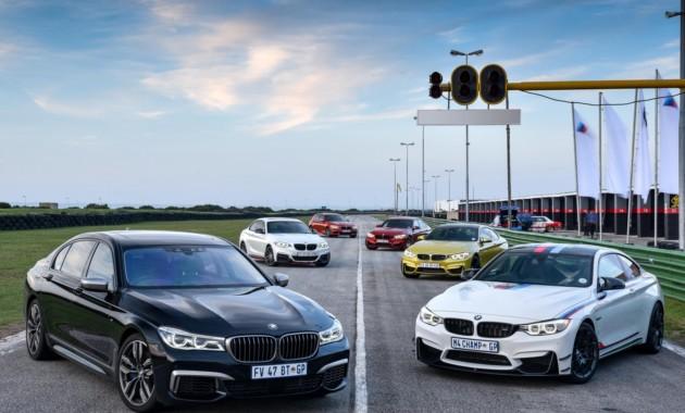 Компания BMW празднует успех на мировом авторынке 1
