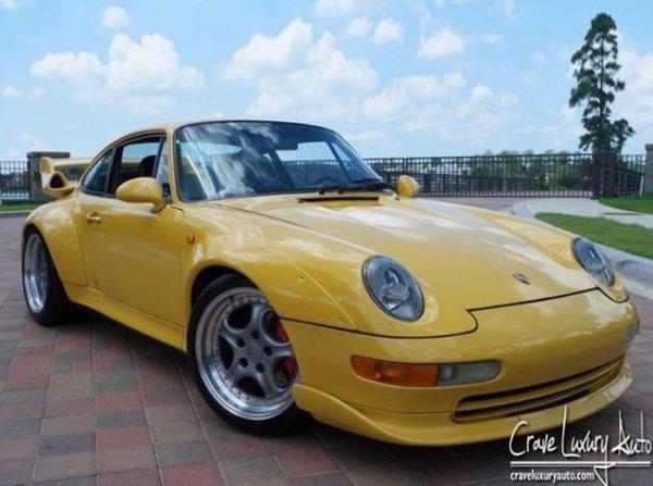 На аукцион выставили Porsche «по очень странной цене» 1