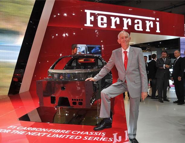 Первый в истории Ferrari кроссовер: быть или не быть? 1