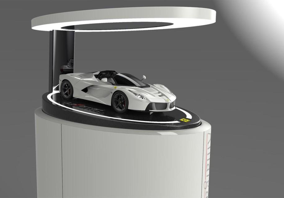 Покупатели LaFerrari Aperta смогут получить сразу два автомобиля 1