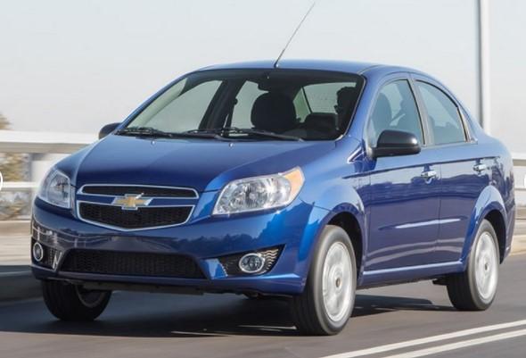 Chevrolet обновил «аналог» Ravon Nexia 1