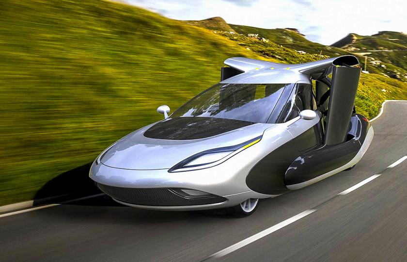Китайская Geely займется производством летающих авто 1