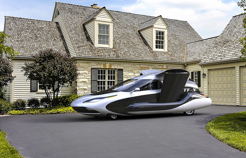 Китайская Geely займется производством летающих авто 2